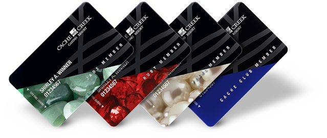 Cache Club Cards